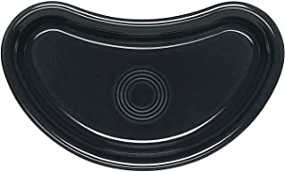 product image for Homer Laughlin Bistro Crescent Plate, Slate