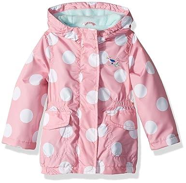 c7f60da8c Amazon.com  Carter s Baby Girls Fleece Lined Anorak Jacket