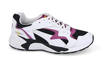 1eb147aae34b Puma Prevail OG White Black Grape Kiss  Amazon.de  Schuhe   Handtaschen