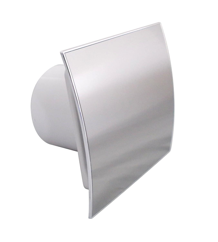 Badezimmer Abluftventilator 100 mm/10,2 cm Moderne Ventilator Dusche ...