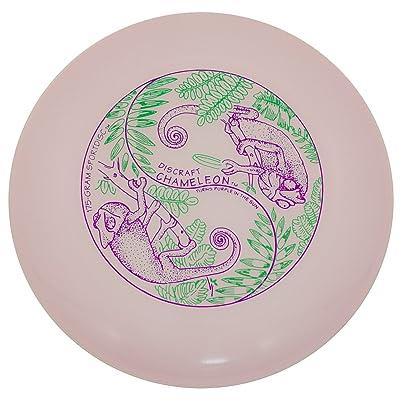 Discraft Ultrastar UV Chameleon Disc (White/Purple): Toys & Games
