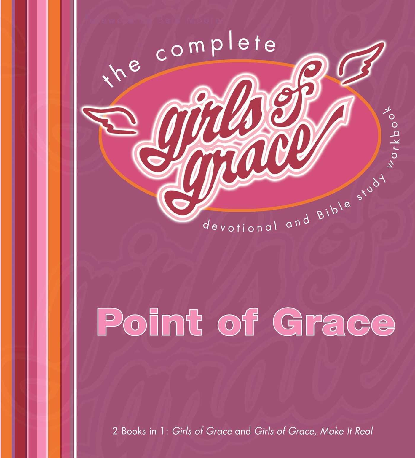 Complete Girls Grace Devotional Workbook product image