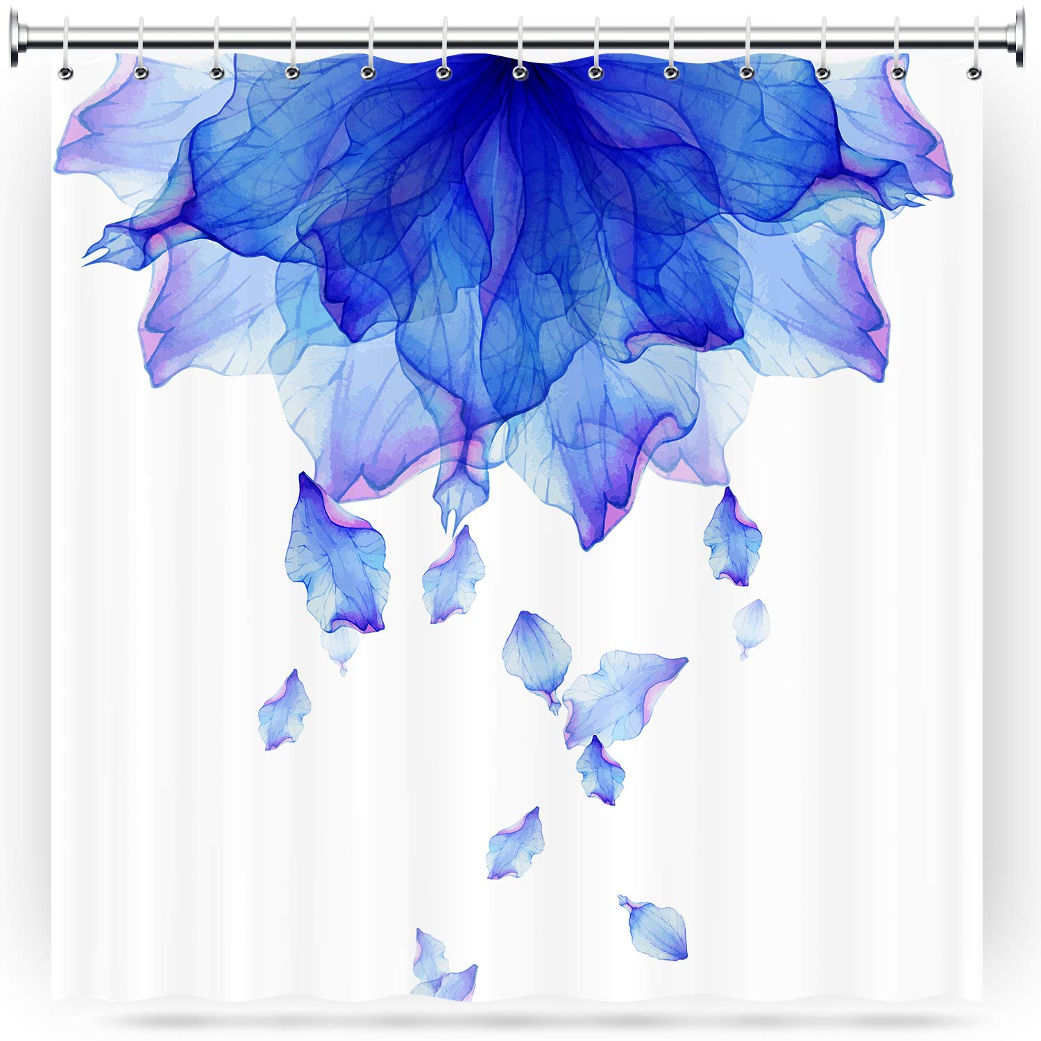 Vibesicily Shower Curtain