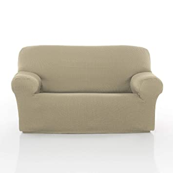Homescapes - Funda elástica protectora Iris para sofá de dos ...
