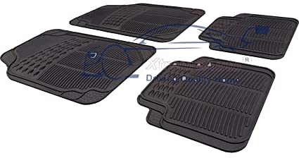 MITSUBISHI LANCER ESTATE ALL YEARS  HEAVY DUTY RUBBER CAR FLOOR MATS 4 PIECE