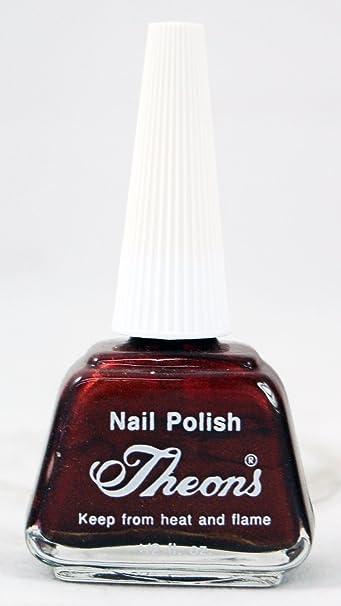 Amazon.com : Theons Nail Lacquer 14, nail art, vibrant colors ...