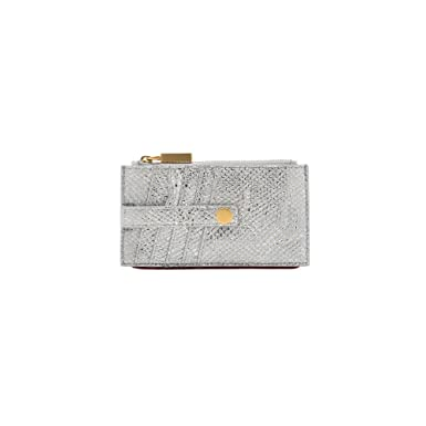 400631ac20f1 Hammitt Women's 210 West Wallet Meteor White with Brushed Gold ...