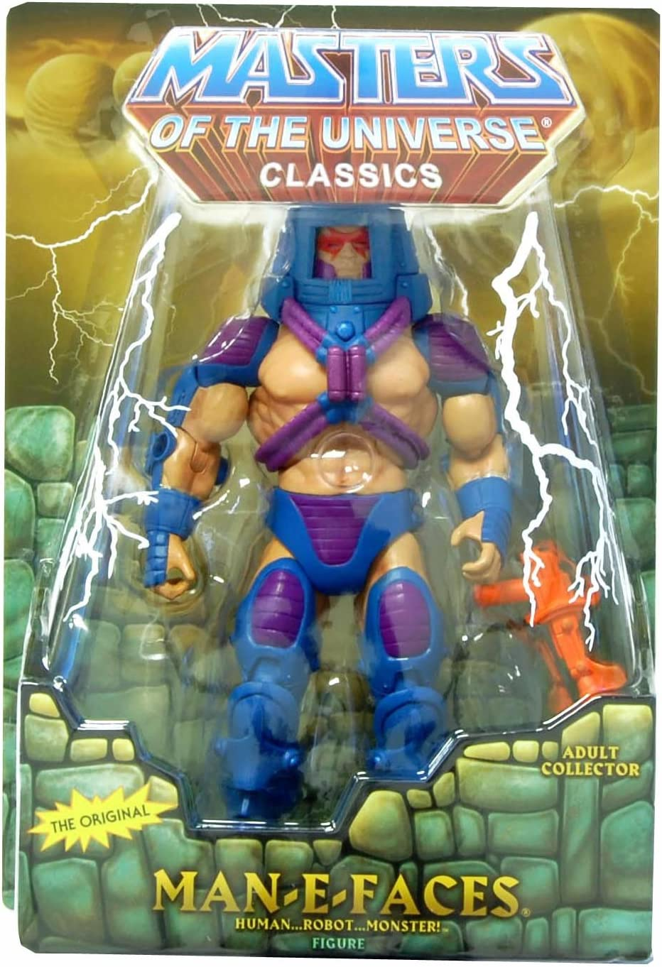 King He Man 2013 MOC MOTU Exclusive Masters of the Universe Classics He-Man NEU