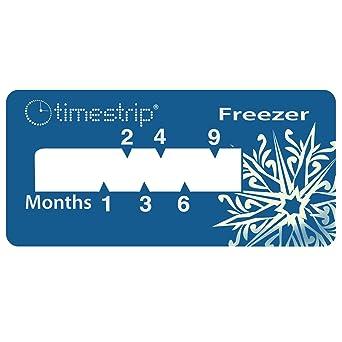Timestrip 800 - 013 12 Mes congelador Indicador de tiempo, Blister ...