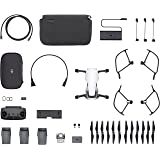 DJI by devicekart Mavic Air Quadcopter Drone Standalone Kit With Controller & 32 Megapixel Camera (White)