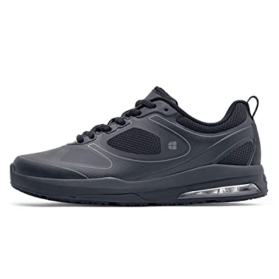 Shoes for Crews Women's Revolution II Slip Resistant Work Sneaker | Fashion Sneakers