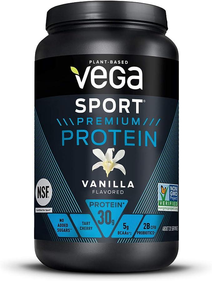 Vega Sport Protein Vanilla - 800 gr