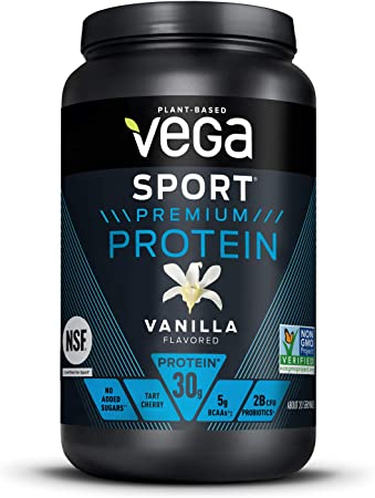 Vega Sport Premium Protein Powder | Vanilla