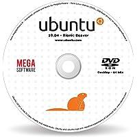 Ubuntu 18.04 Live - Desktop - 64 bits - DVD