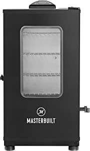 Masterbuilt MB20070619 Mes 130s Digital Electric Smoker, Black