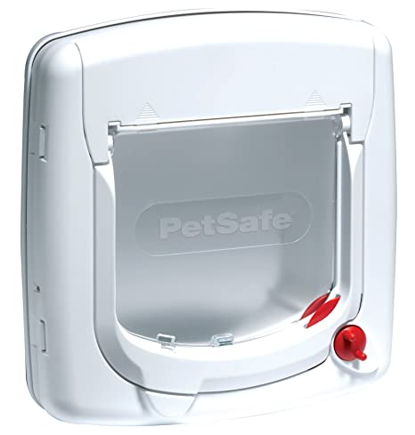 Petsafe Staywell Deluxe Manual 4 Vías Gato Bloqueo Flap
