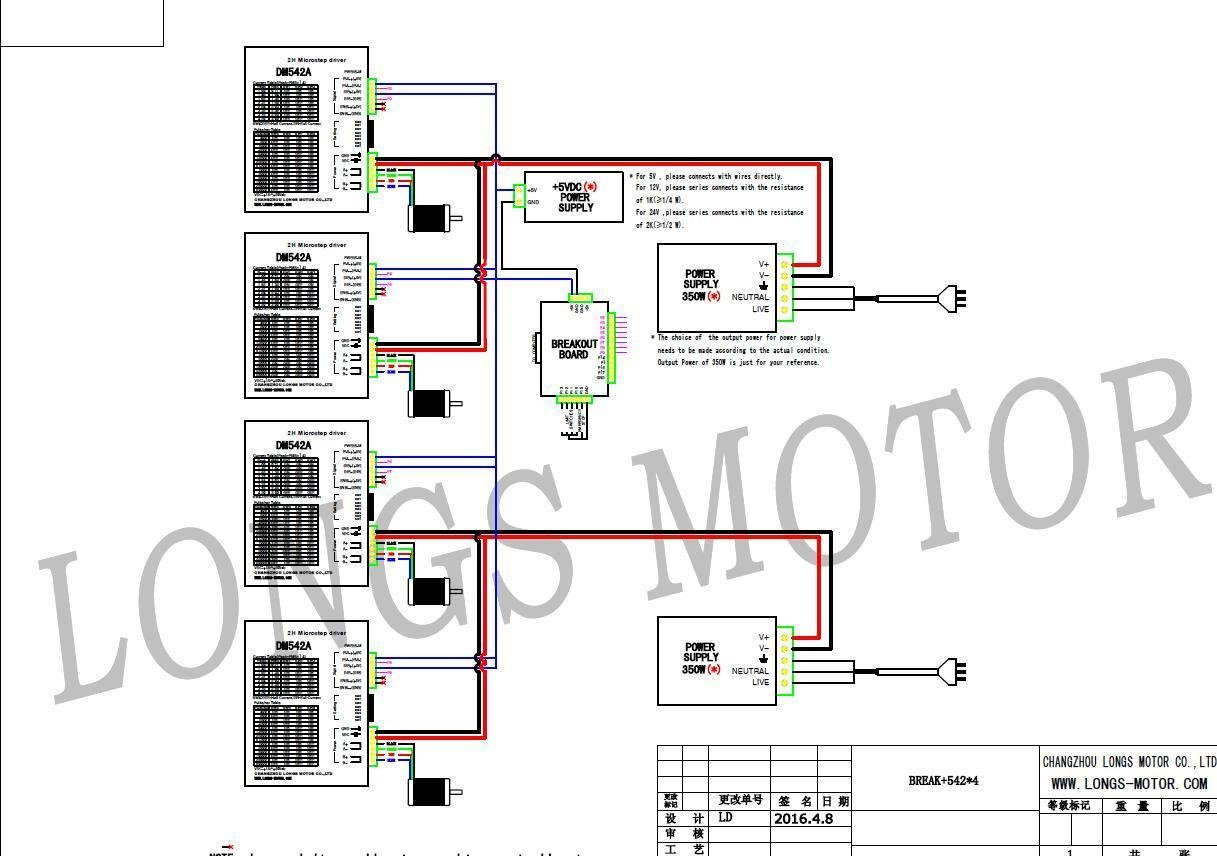 wrg 1178] cnc 4 axis wiring diagram Stepper Motor Schematic