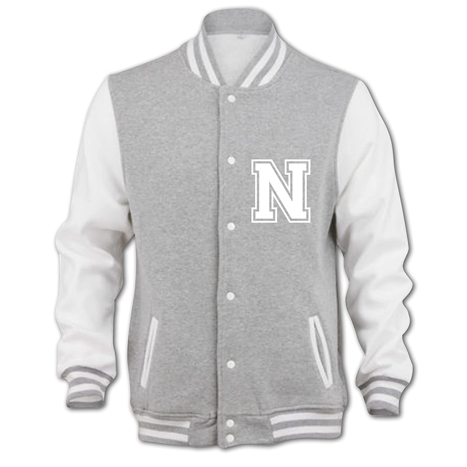 Bang Tidy Clothing Unisex-Adult Niall Horan Fan Jacket XX-Large Grey 1146