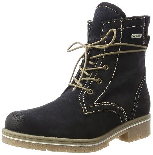 61e0a755faa779 Tamaris Damen 26793 Chukka Boots  Amazon.de  Schuhe   Handtaschen
