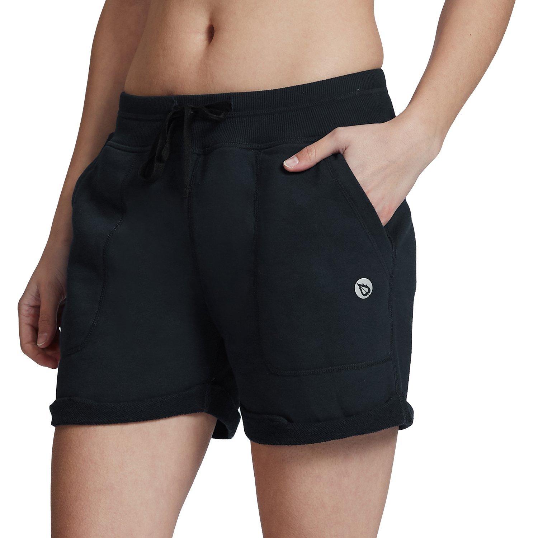 Baleaf Women's Activewear Yoga Lounge Shorts with Pockets