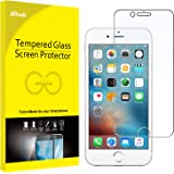 JETech Protector de Pantalla para iPhone 6s y iPhone 6, Vidrio Templado