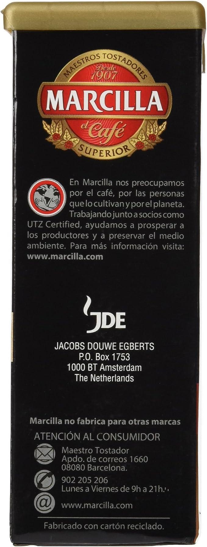 Marcilla Molido CRÈME EXPRESS MEZCLA - 250 gr: Amazon.es ...