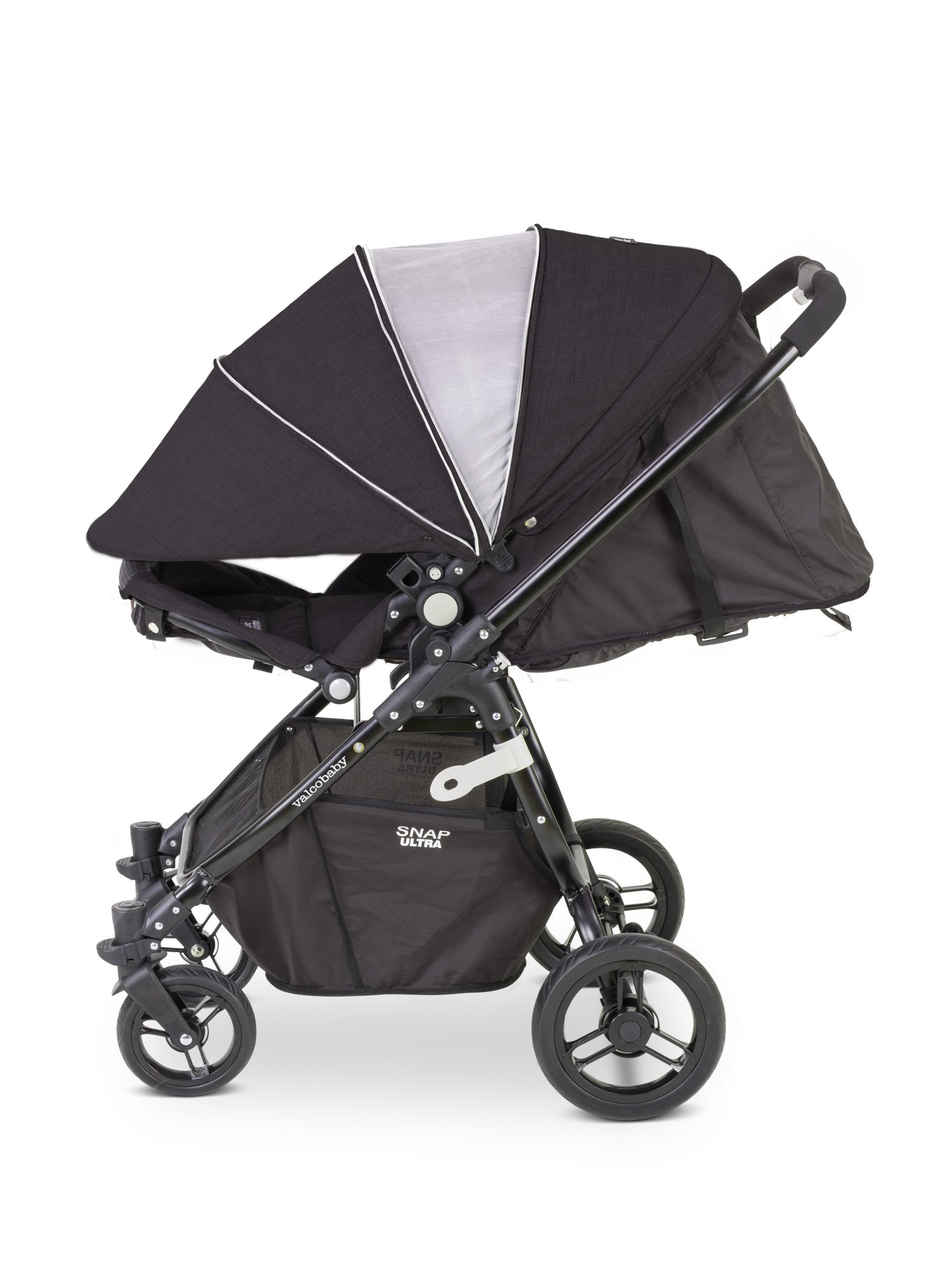 Valco Baby Snap Ultra Lightweight Reversible Stroller (Black Night) by Valco Baby (Image #5)