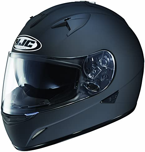 Amazon.com: Hjc Cascos is-16 Casco, Negro mate: Automotive