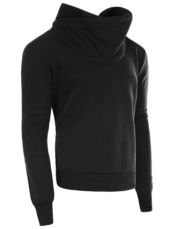 Damen Herren Kapuzenpullover Sweatshirt Langarm Pullover Hoodie Pulli Sweater