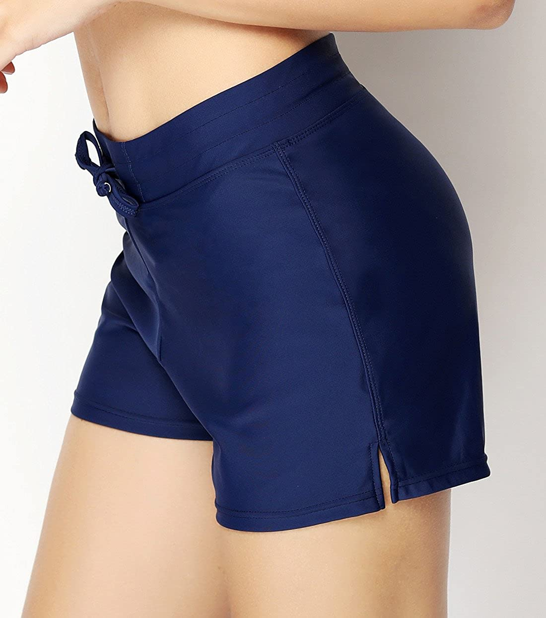 Comfort Quick Dry HOLYSNOW Womens Stretch Board Short Briefs Inner Lining