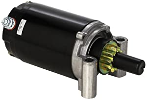 DB Electrical SAB0158 New Starter For John Deere Kohler Engines Sabre,Lt150 Lt160, 19.9 Hp Sabre 1948, 2148 2354 Sabre 21, 23 Hp,2509807 2509806 2509805 2509804, S2348 23Hp 2000-01 6560020-M030SM 5802