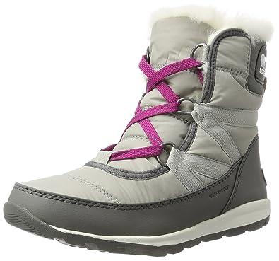 e0af7e8cdda9e Sorel Women s Whitney Short Lace Trainers  Amazon.co.uk  Shoes   Bags