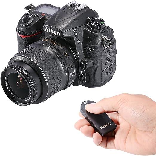 Neewer ML-L3 Disparador Remoto Inalámbrico de Obturador para Nikon ...