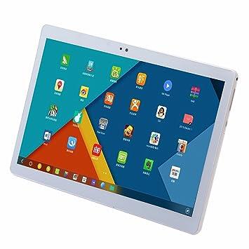 KuBi 10.1 Pulgadas Desbloqueado 4G WiFi Tablet PC Octa Core Android 7.0 Lollipop 64G Teléfono Inteligente 3G 4G WiFi Google Tablet IPS 1920X1200 GPS Celular ...