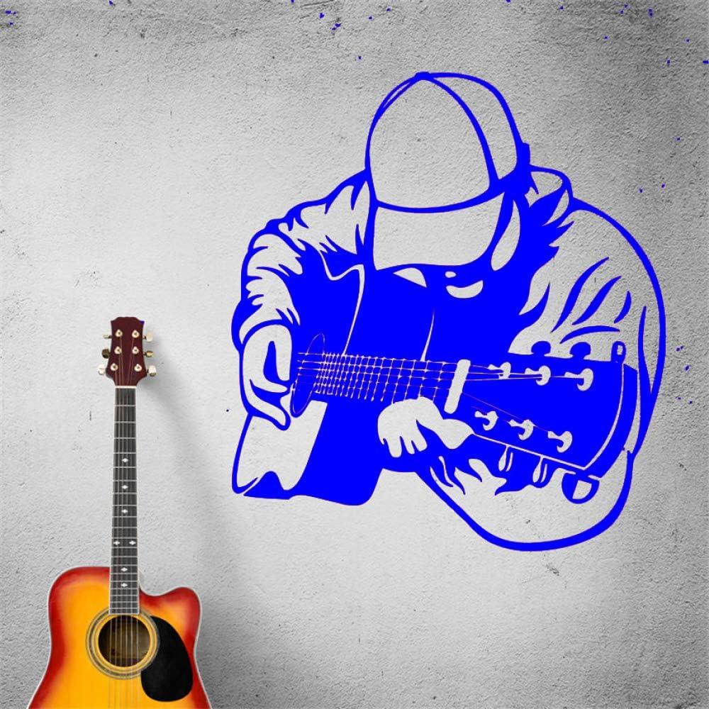 yaoxingfu Música Guitarra de Pared Guitarrista Instrumento Musical ...
