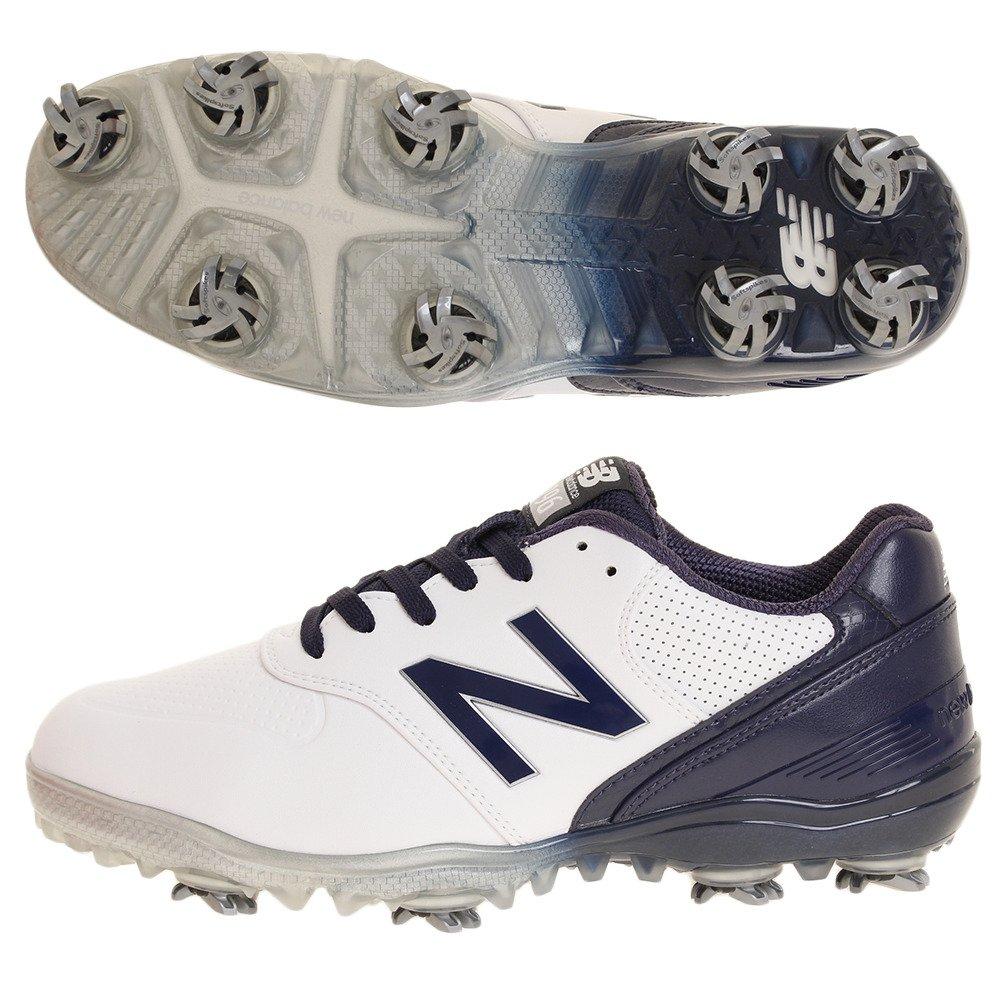 ニューバランス New Balance シューズ ゴルフ シューズ B07BBPLKMX 28.0 cm ホワイト/ネイビー