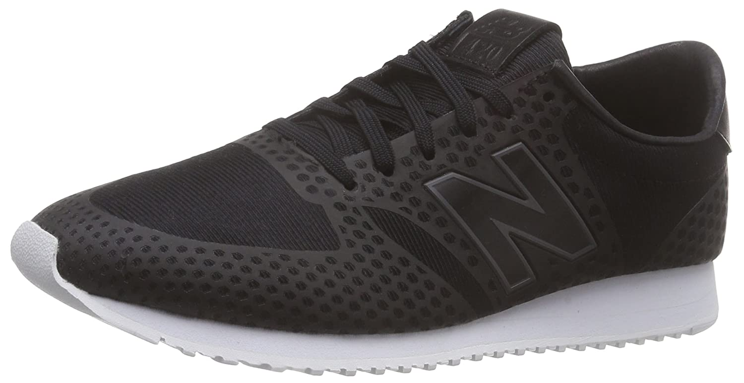 New Balance Wl420df, Womens Low-Top Sneakers Black
