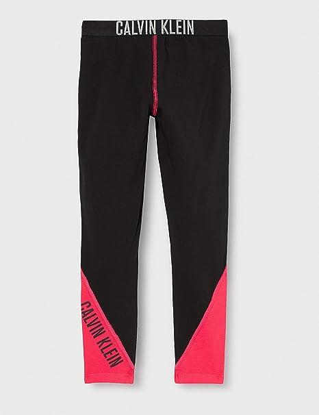 Calvin Klein Legging Pantalón de Pijama para Niñas
