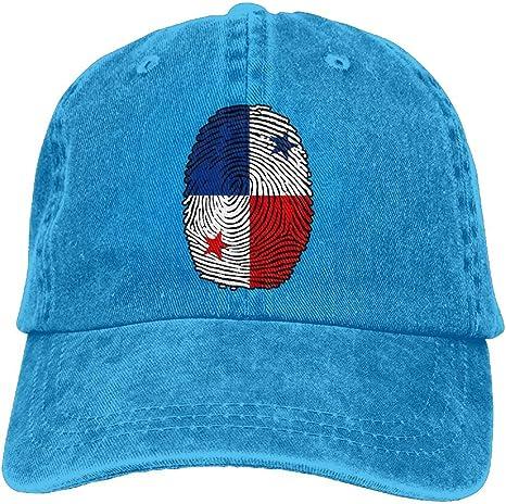 Peru Flag Map Mens Womens Adjustable Denim Fabric Baseball Cap Sun Hat