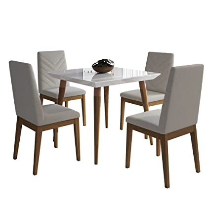 Fabulous Amazon Com Manhattan Comfort 2 107251109051 Utopia Ibusinesslaw Wood Chair Design Ideas Ibusinesslaworg