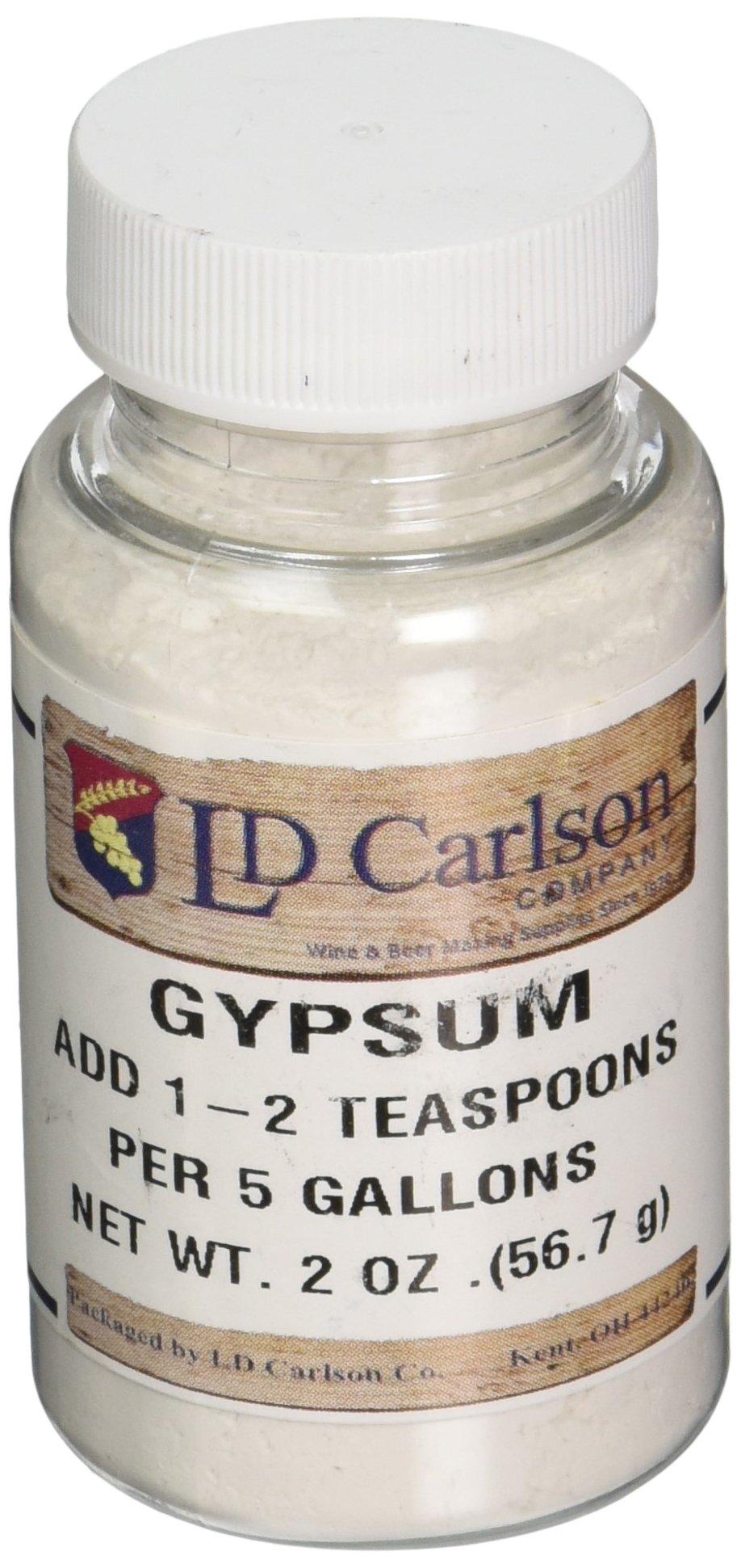 Gypsum- 2 oz.