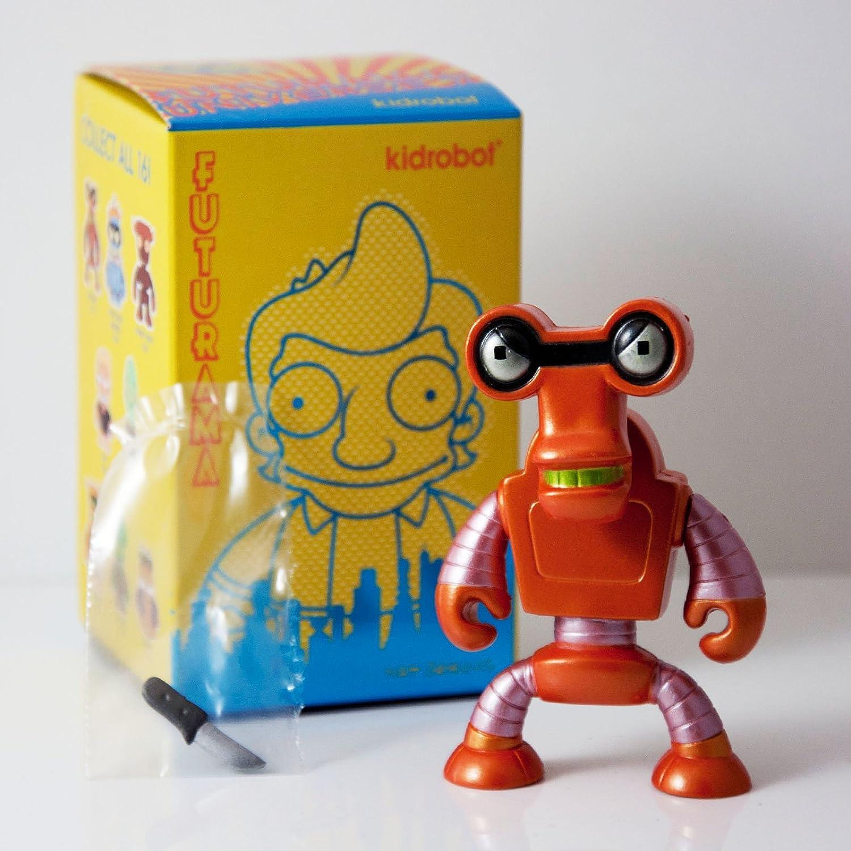 Kidrobot futurama universe x Roberto