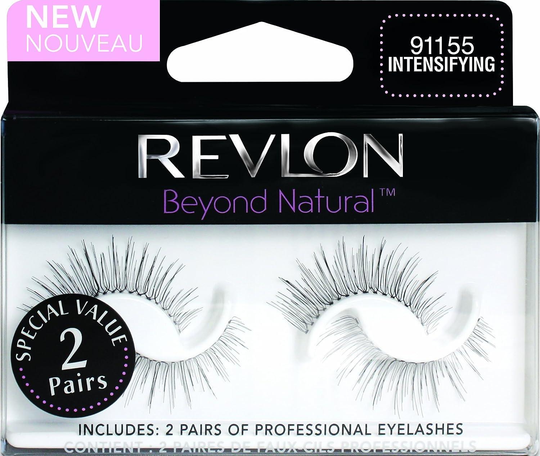 Amazon Revlon Beyond Natural Professional Eyelashes