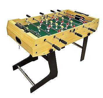 table de babyfoot oreillettes orientables professionnel concurrence de dimension soccer en panneaux mdf salle de jeu - Dimension Baby Foot