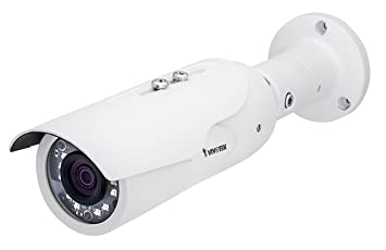 VIVOTEK IB8369A IP Exterior Bullet Color blanco - Cámara de vigilancia (IP, Exterior,