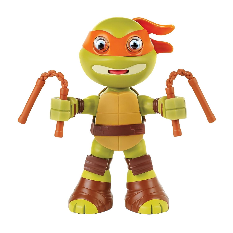 Teenage Mutant Ninja Turtles Squeeze EMS Michelangelo Action Figure