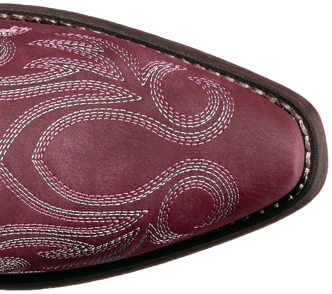 Roper Women's Riley Western Boot B06WWHK54C 7 D US|Red