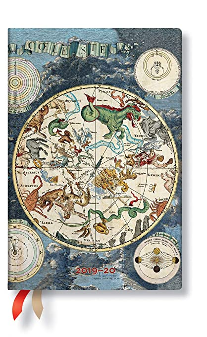 Amazon.com : Paperblanks 18 Month Planner & Calendar July ...