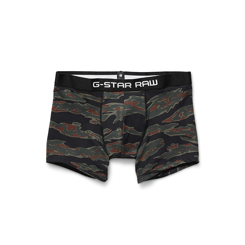 TALLA M. G-STAR RAW Tach Trunk Ao Boxer Shorts para Hombre
