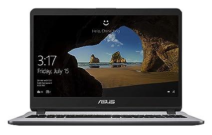 Asus Thin and Light X507UA- EJ836T ( Core i3-7020u 7th Gen CPU /4 GB Ram /  1TB HDD / 15 6